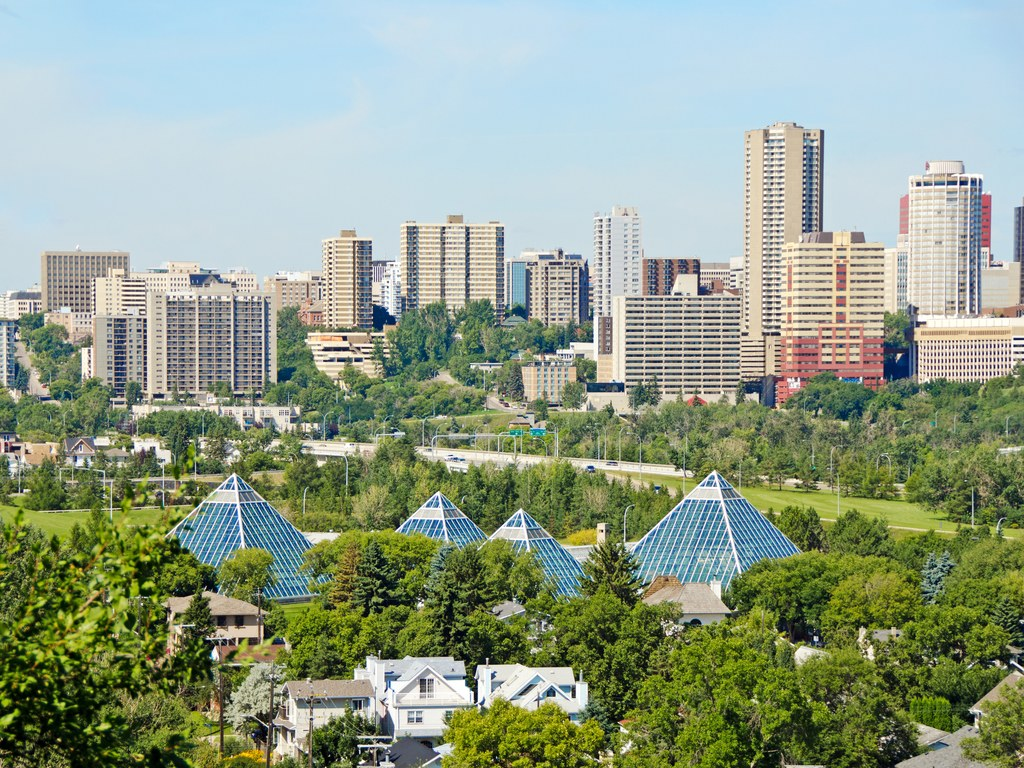 3. Edmonton, Canada