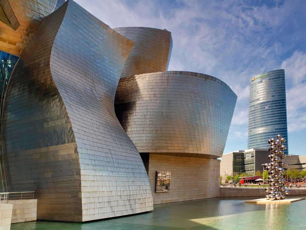 8. Bilbao, Tây Ban Nha