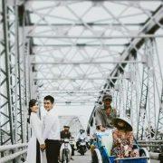 hình cưới Huế