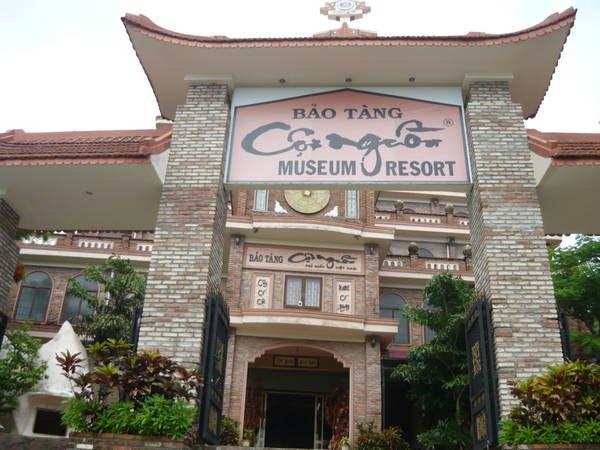 Bảo tàng cội nguồn Phú Quốc.
