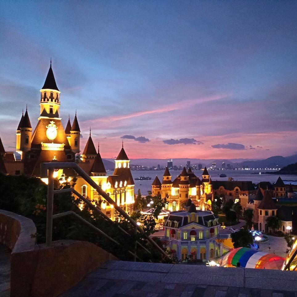 Tham quan Vinpearl Land Nha Trang